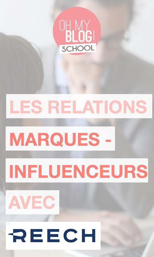 Pour savoir comment fonctionnent les partenariats marques/blogueuses, de la sélection des blogs, aux types de partenariats les plus intéressants, en passant par les difficultés rencontrées par les blogueuses et les marques, nous nous sommes rendues dans les bureaux de Reech, des experts en matières de collaborations entre marques et influenceurs !  Inscris-toi vite sur : www.blogschool.fr