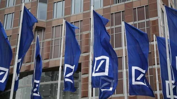 Is Deutsche Bank, the one-time financial muscleman of European banking, now the most dangerous bank in the world?