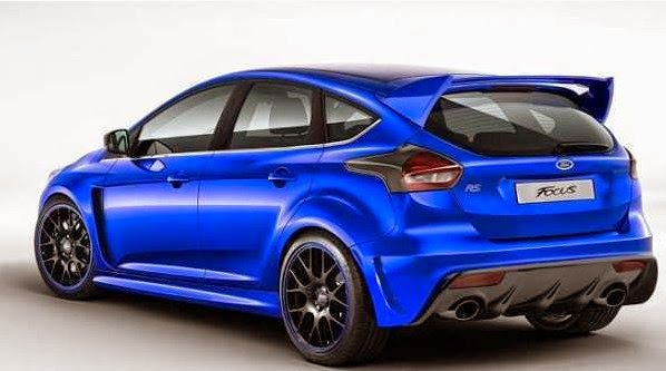 2016 Ford Focus RS Release Date | New Car Release Dates, Images and Review