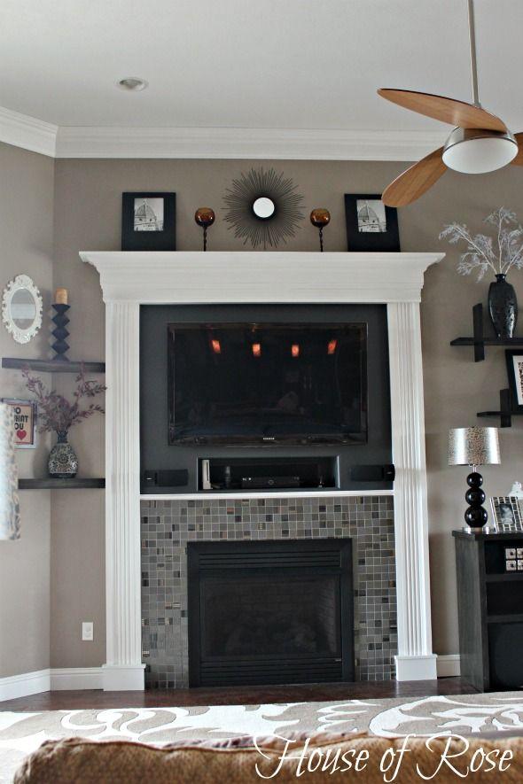 Brand New 57 Best Fireplace Redo Ideas Images On Pinterest Home Nj57