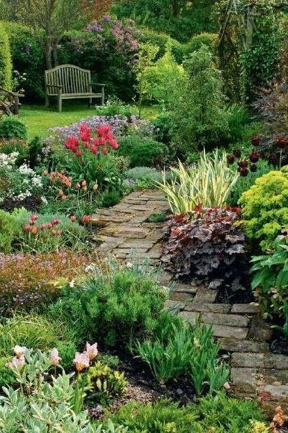 #Garden #Paths #GIF #styleestate