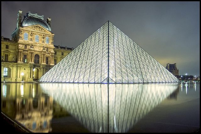 世界遺産 ルーブル美術館 (フランス)