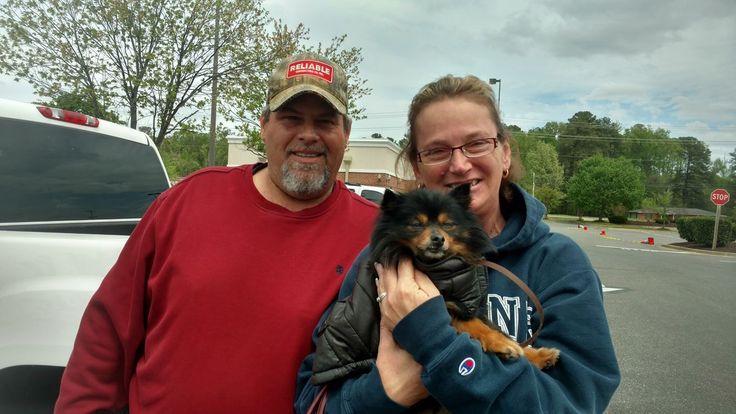 Bruce Was Adopted At Pet Valu Leonardtown Md Graphic Sweatshirt Pets Leonardtown