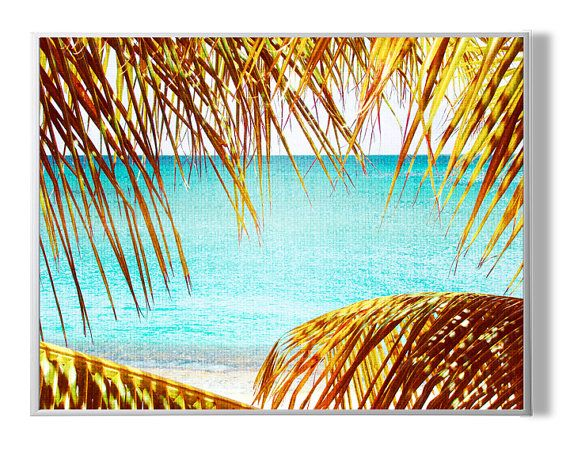 Palm Tree PrintTropical Modern Wall ArtPalm от YourPrintsShop