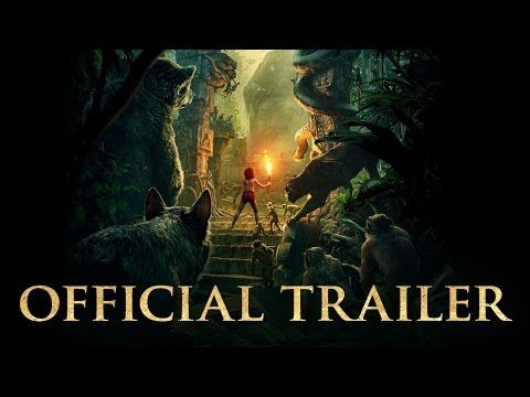 THE JUNGLE BOOK Gets an Incredible and Spirited Full Super Bowl Trailer! — GeekTyrant
