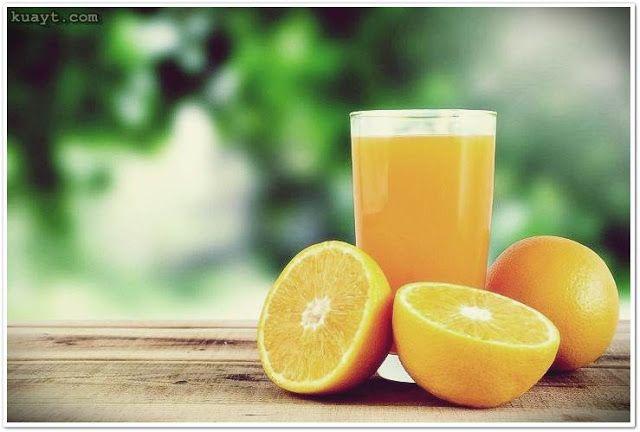 عصير البرتقال الطبيعي الذي تنتجه الشركات وحقيقه صناعته Orange Juice Health And Beauty Orange