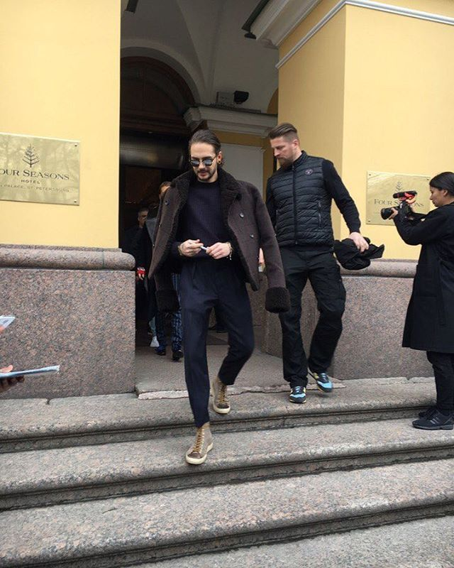 Tom Kaulitz Türkei  Instagram by BTWkslLAM_Z photos videos medias