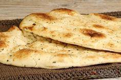 Receita de Pão árabe