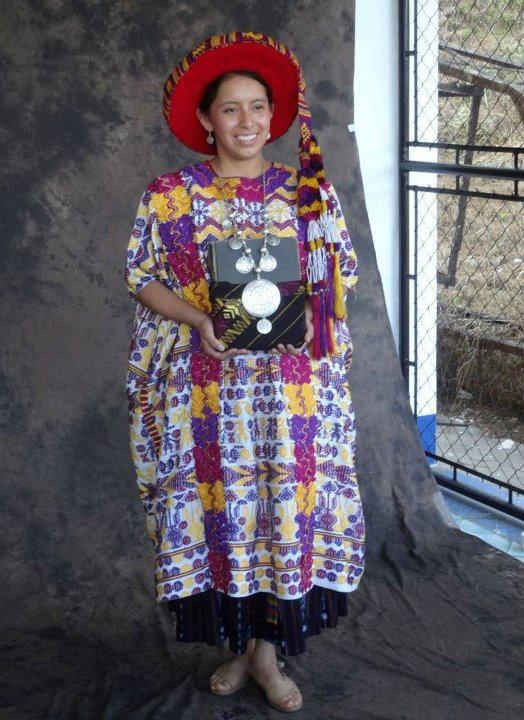 Traje ceremonial de Quetzaltenango, Quetzaltenango ...