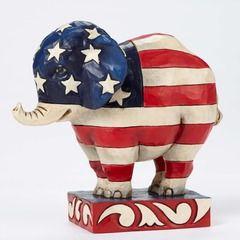 Patriotic Elephant - 4052077 $22.00