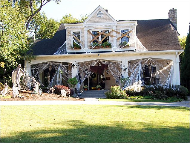 Over-the-Top Halloween Home Decorations - iVillage