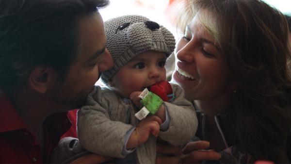 EstiloDF » Aitana cumple un año y Aislinn Derbez la felicita con tierno mensaje