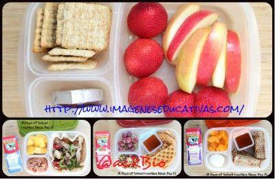 Pranzi sani per i bambini @ s Collage