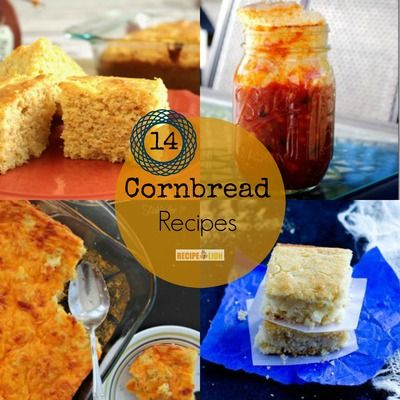 14 Tantalizing Southern Cornbread Recipes ... From sweet cornbread recipes and corn bread muffins to cornbread stuffing and casseroles.