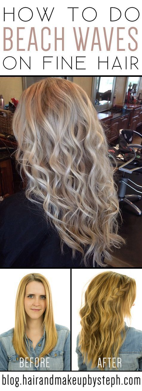 How to Get Gorgeous Beach Curls in Less Than 20 Minutes