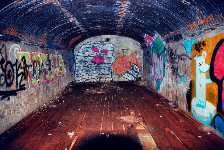 "https://flic.kr/p/tEpzLX | Untitled | WW1 bunker VIII:7. Set: <a href=""http://www.flickr.com/photos/sameli/sets/72157606454719859/"">Base VIII</a> (1915) (Helsinki, Finland)"