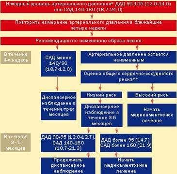 Современные принципы контроля мягкой артериальной гипертонии | #05/98 | Журнал «Лечащий врач»