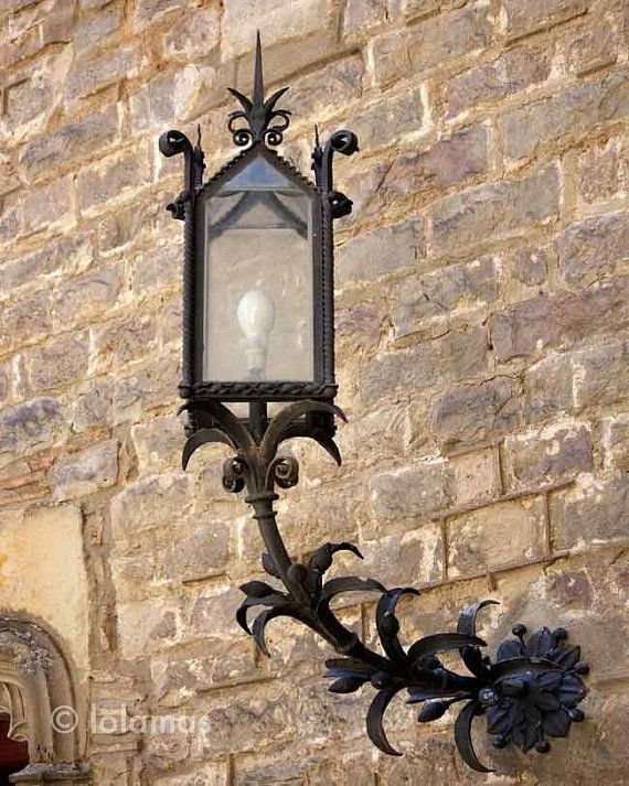 Barcelona Gothic Wall Decor Wrought Iron Gallery wall by BCNphoto