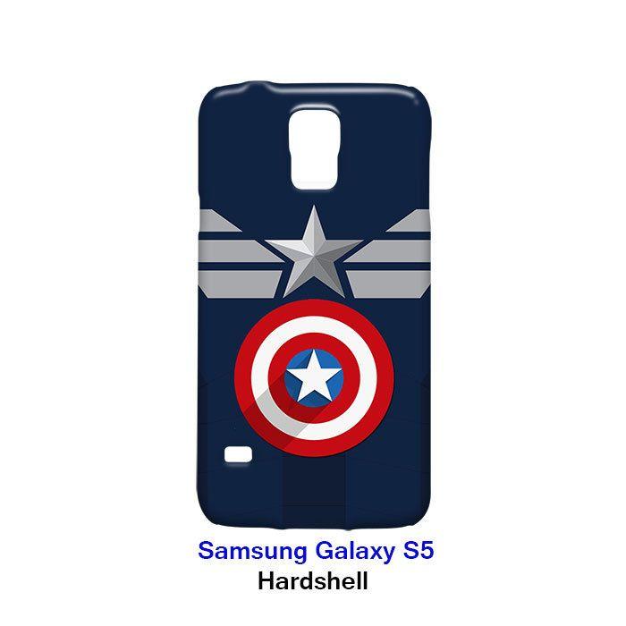 Clothes Captain America Samsung Galaxy S5 Hardshell Case