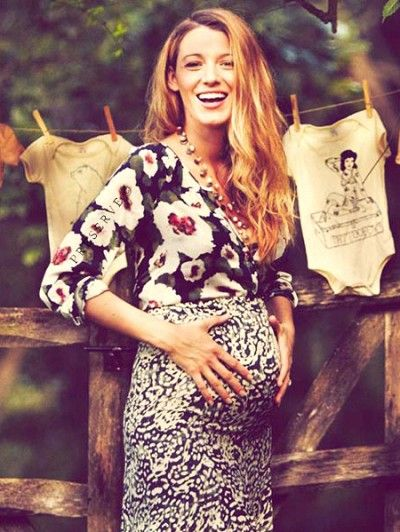 The  most beautiful thing about Blake in this picture, is the true happiness you  can see in her smile.