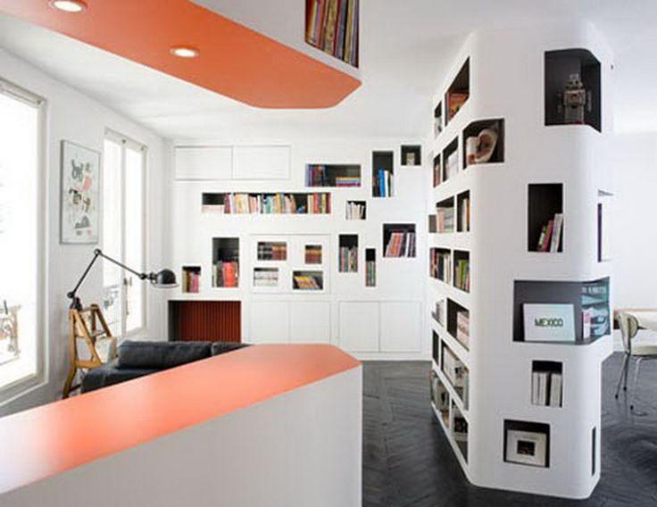 Apartment Interior Design Ideas Creative 60 Square Modern