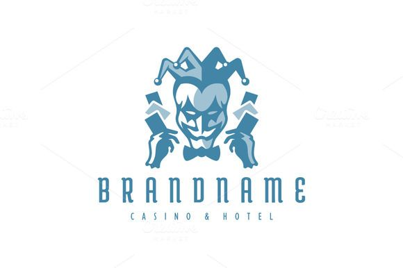 For sale. Only $29  #fun #smile #face #play #head #gamble #illusion #event #card #croupier #evil #joker #laugh #grin #trickster #wicked #masque #jester #harlequin #magic #game #casino #betting #hotel #character #mascot #ticket #theater #blue #golden #logo #design #template