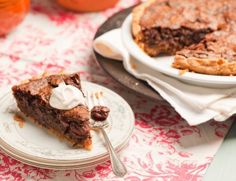 Frontera Grill's Chocolate Pecan Pie with Coffee Whipped Cream: Coffee Whipped, Pies Recipes, Frontera Grilled, Chocolate Pecan Pies, Savory Recipes, Grilled Chocolates, Whipped Cream, Coff Whipped, Chocolates Pecans Pies