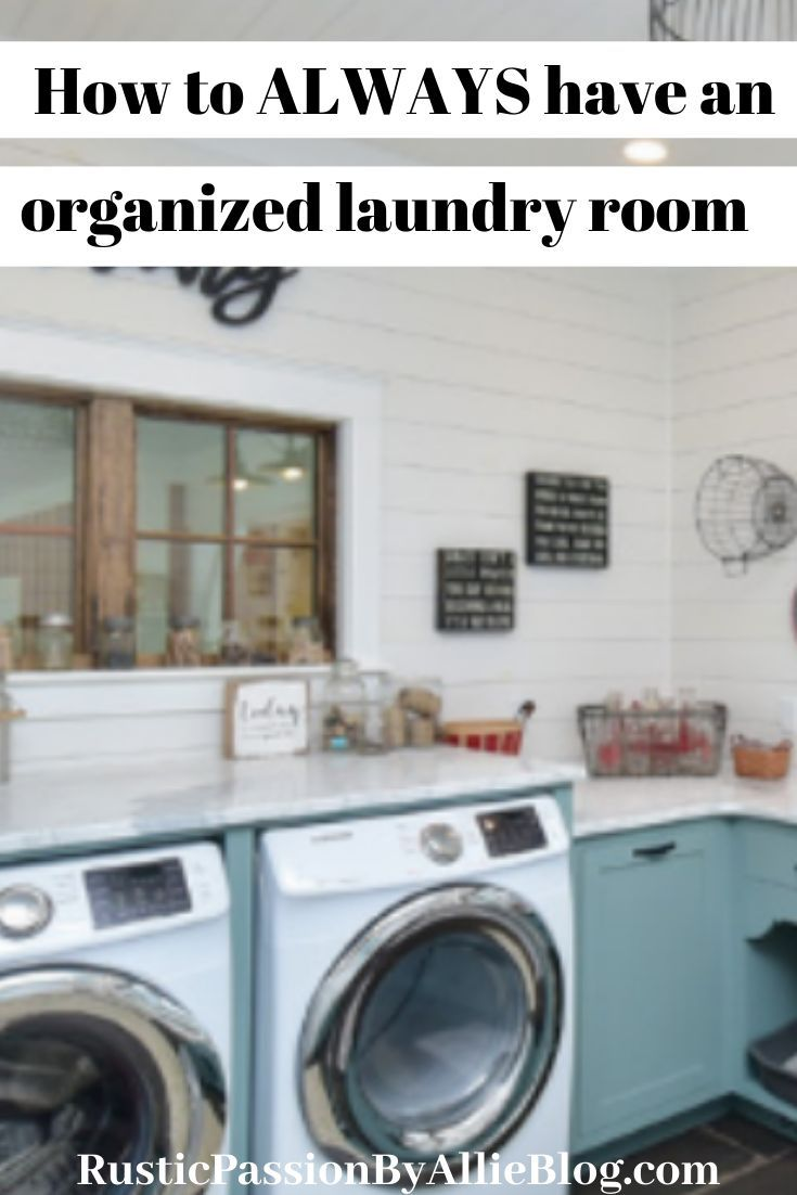 10 Laundry Room Decorations For The Wall To Look Like A Designer