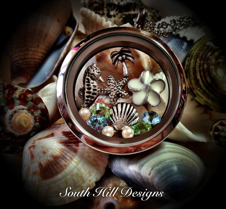 Beautiful locket from South Hill Designs www.southhilldesigns.com/vickibutcher