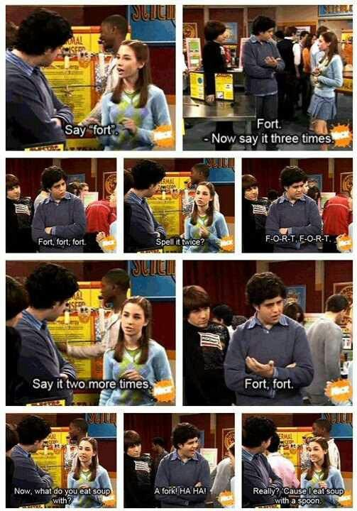 Drake and Josh episode