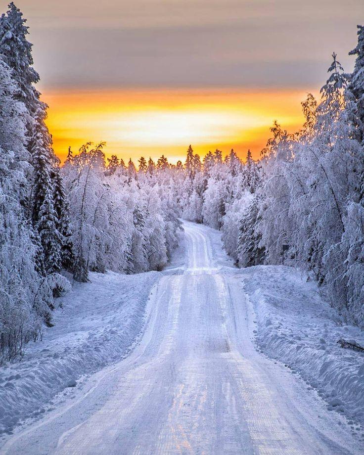 Пейзажи природы картинки зимний
