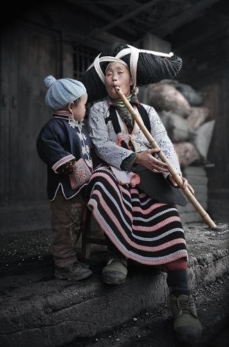 The Miao Culture in China. #people #culture #china
