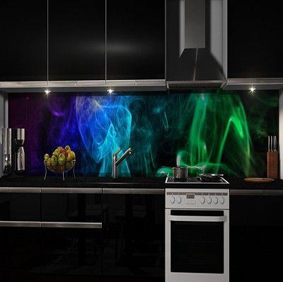 Küchenrückwand Folie selbstklebend Möbel & Wohnen Kuechenrueckwand Folien 717544