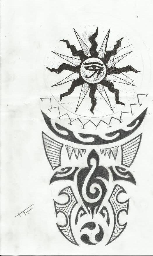 29 Best Maori Moon Tattoo Designs Images On Pinterest