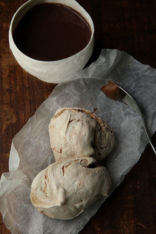 Photo-copy: Dag 37: Nutella meringues