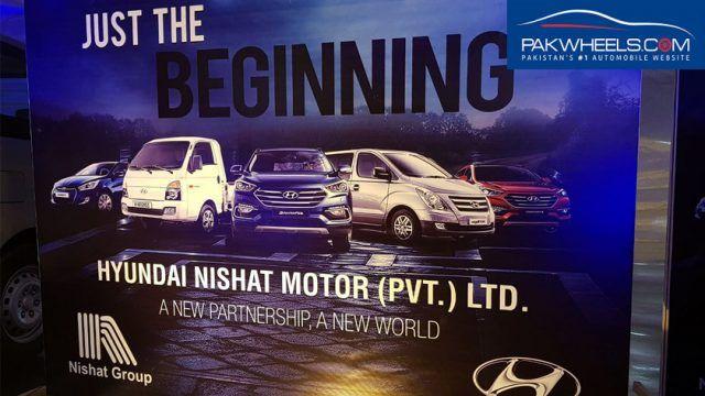 Sojitz Corporation To Assemble Manufacture Hyundai Nishat Vehicles In Pakistan Hyundai Commercial Vehicle Vehicles