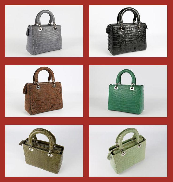 Zambezi Grace Croc Handbags