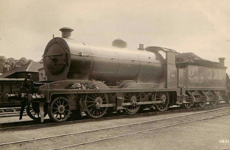 G&SWR  Drummond 403 class  2-6-0