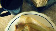Savory Tamales de Calabaza y Pollo (o Pavo!)