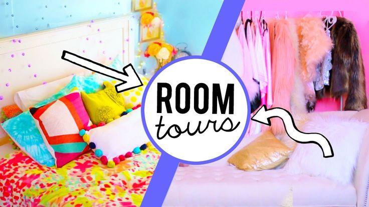 Vibrant color inspiration for nursery / TWIN ROOM TOURS 2016   Niki and Gabi