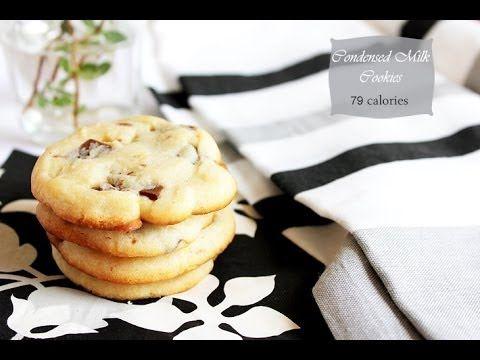 Condesed Milk Cookies