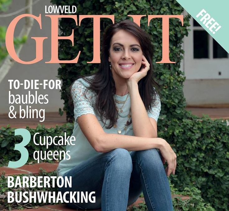 Our March issue features cupcake queens, baubles and bling, Louise Hulley-Miller, bushwacking in Barberton, Earthwise, Dulini, Old Joe's Kaia goes Vegan! and so much more!