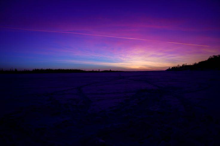 Sunset in Siberia by Дмитрий Волков on 500px