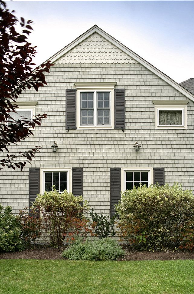 32 best images about exterior paint color ideas on - Benjamin moore exterior color combinations ...