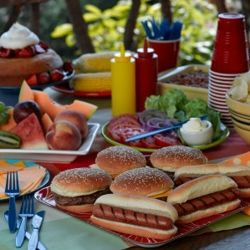 Condiments? Check. Burgers? Check. Awesome party? Double check. Here is a checklist to make sure you don't miss a thing for your backyard bash!