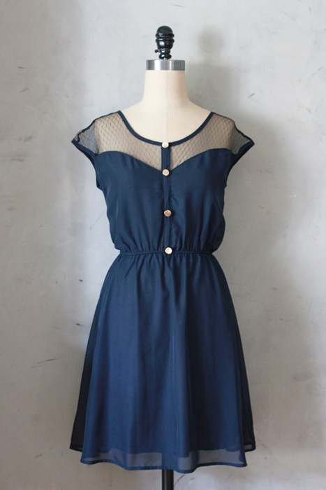 Petit Dejeuner Dress Uncovet >> If someone could please give me a reason to wear dresses, I'd buy this and be grateful. I swear.