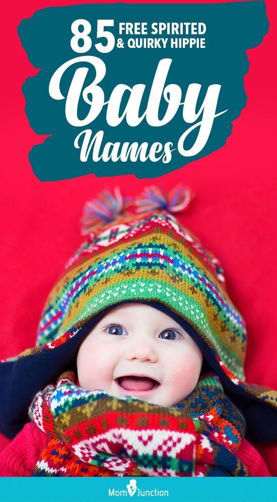 85 noms de bébé Hippie vif et décalé pour filles et garçons #Baby #baby_boy …