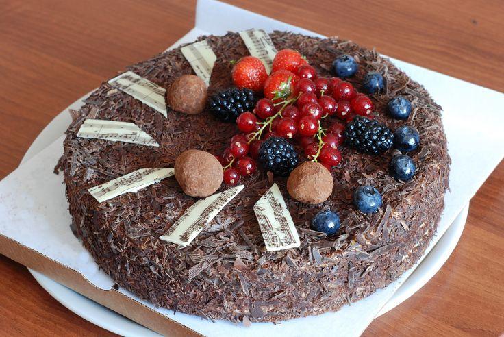 Отзывы заказные торты на день рождения москва