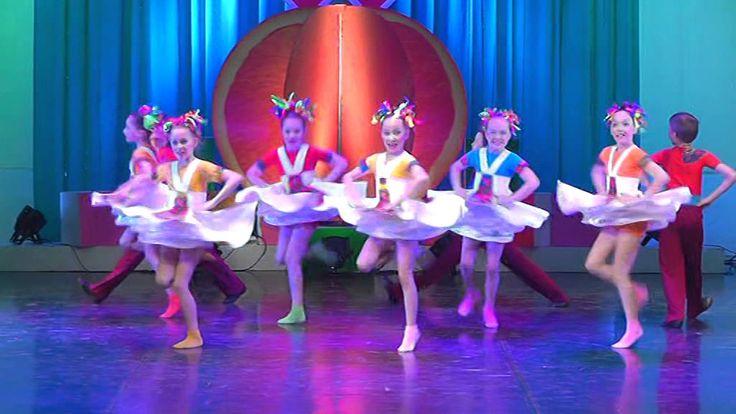 """Театр танца """"Розовый слон"""" - """"Вот, здорово!"""""""