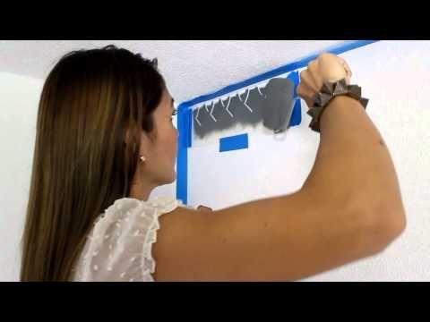 ¡Nuevo tutorial: 10 ideas para renovar tus paredes! Cambiar los colores y texturas de tus paredes te harán sentir que vives en una casa nueva. Por eso, junto...